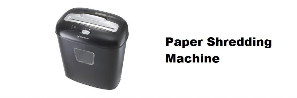 Paper Shredding Services In Bangalore