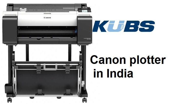 Canon Plotter In India