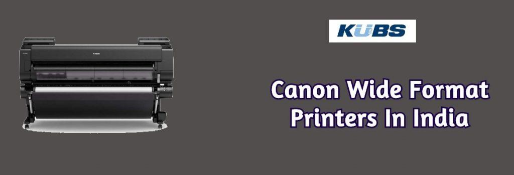 Wide Format Printer In Chennai