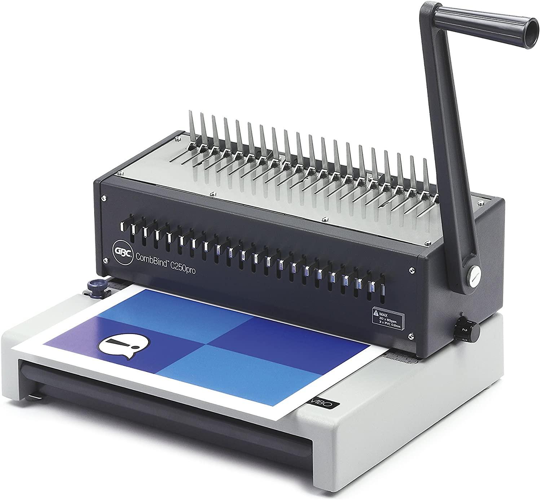 Comb Binding Machine in India