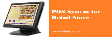 POS System for Retail Store