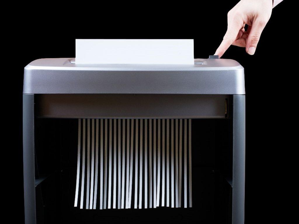 Paper Shredder Dealers in Visakapattinam