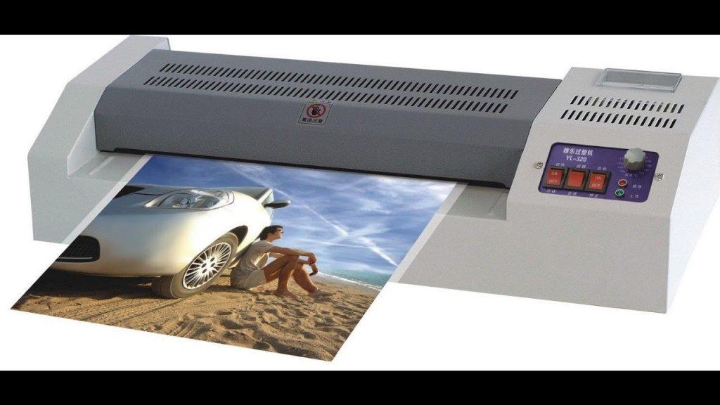 Photo Lamination Machine in Coimbatore